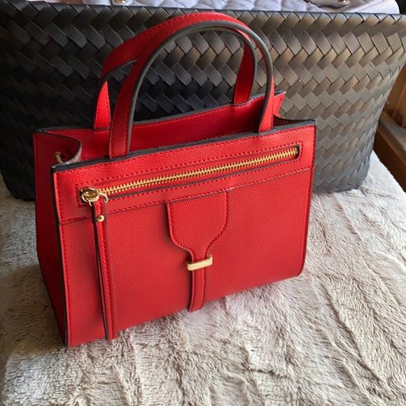 Mini Red Pocketbook- NWOT